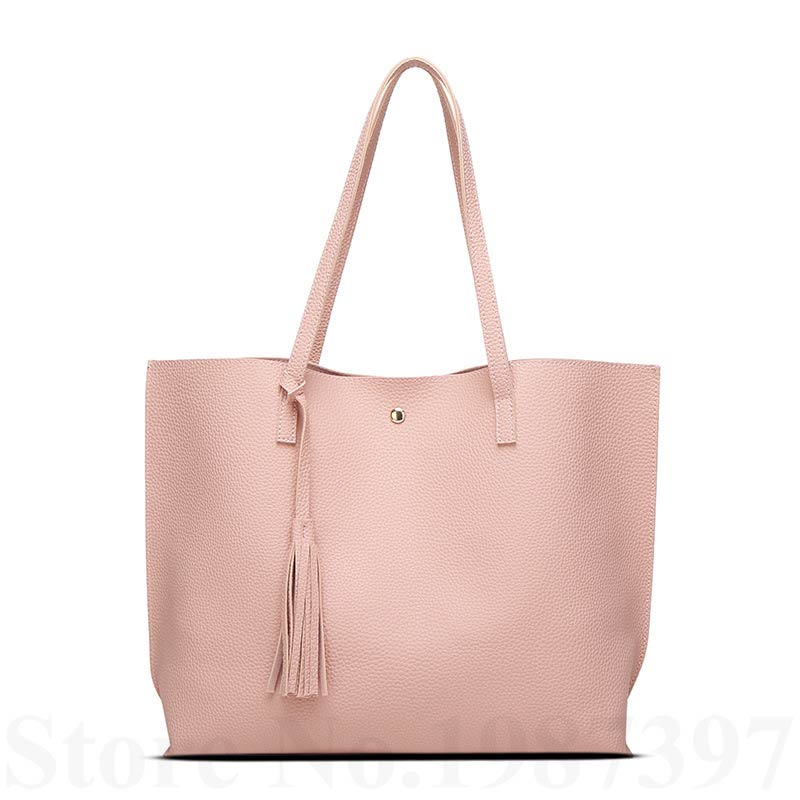 High Quality PU Leather Totes Handbag Summer Beach Bags Tote Women sac a main de marque