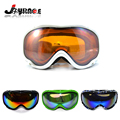 2016 Fashion Motorcycle Goggles Motocross Goggle Dirt Bike Glasses ABS Frame with Colorful Reflective Lensb