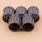 5Pcs/lot Clutch Drum Needle Bearing Fit 5200 5800 4500 Chinese Chainsaw 52cc 58cc 45cc Saws
