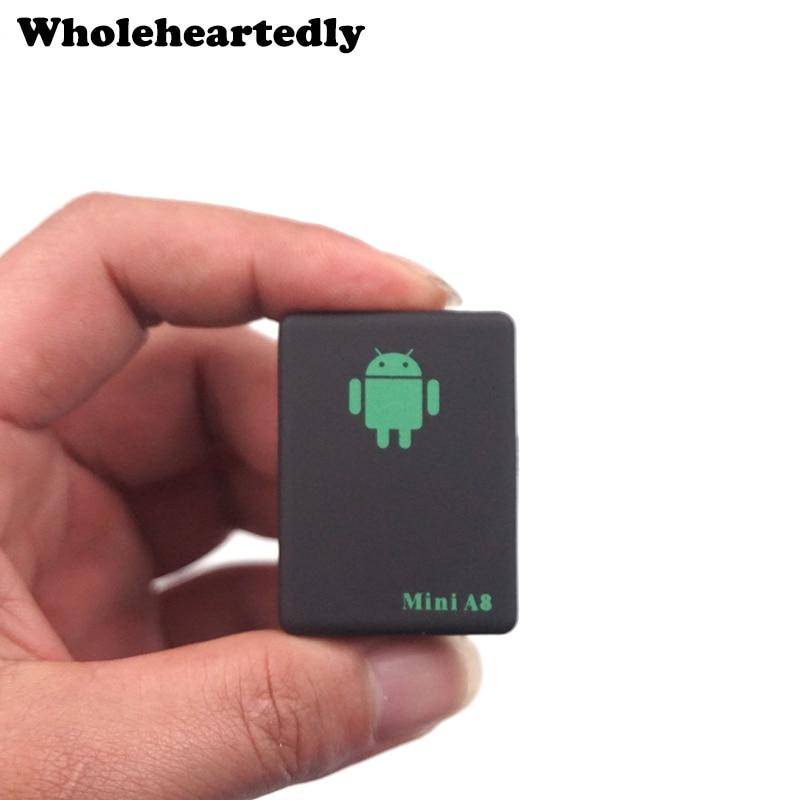 LBS Tracker Mini A8 Tracker Global Real Time GSM Beveiliging Auto - Auto-elektronica