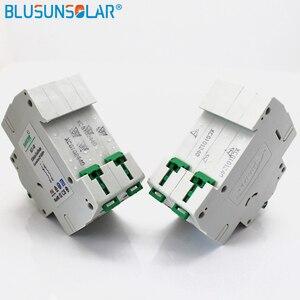 10pec 2pole 25a 32a 40a 50a 63a DC550V MCB DC выключатель солнечной энергии фотоэлектрический (pv) солнечный dc переключатель