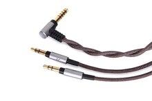 4.4 مللي متر ترقية الصوت المتوازن كابل لسوني MDR Z7 Z7M2 MDR Z1R McIntosh مختبرات MHP1000 أونكيو A800 البؤري Elegia سماعات