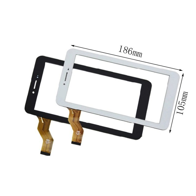 """New 7"""" Tablet For Irbis TX75 TX18 Touch screen digitizer panel replacement glass Sensor Free Shipping"""