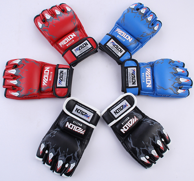 Hot  sale +new  arrivel  3 Color type  training  gloves#W85118