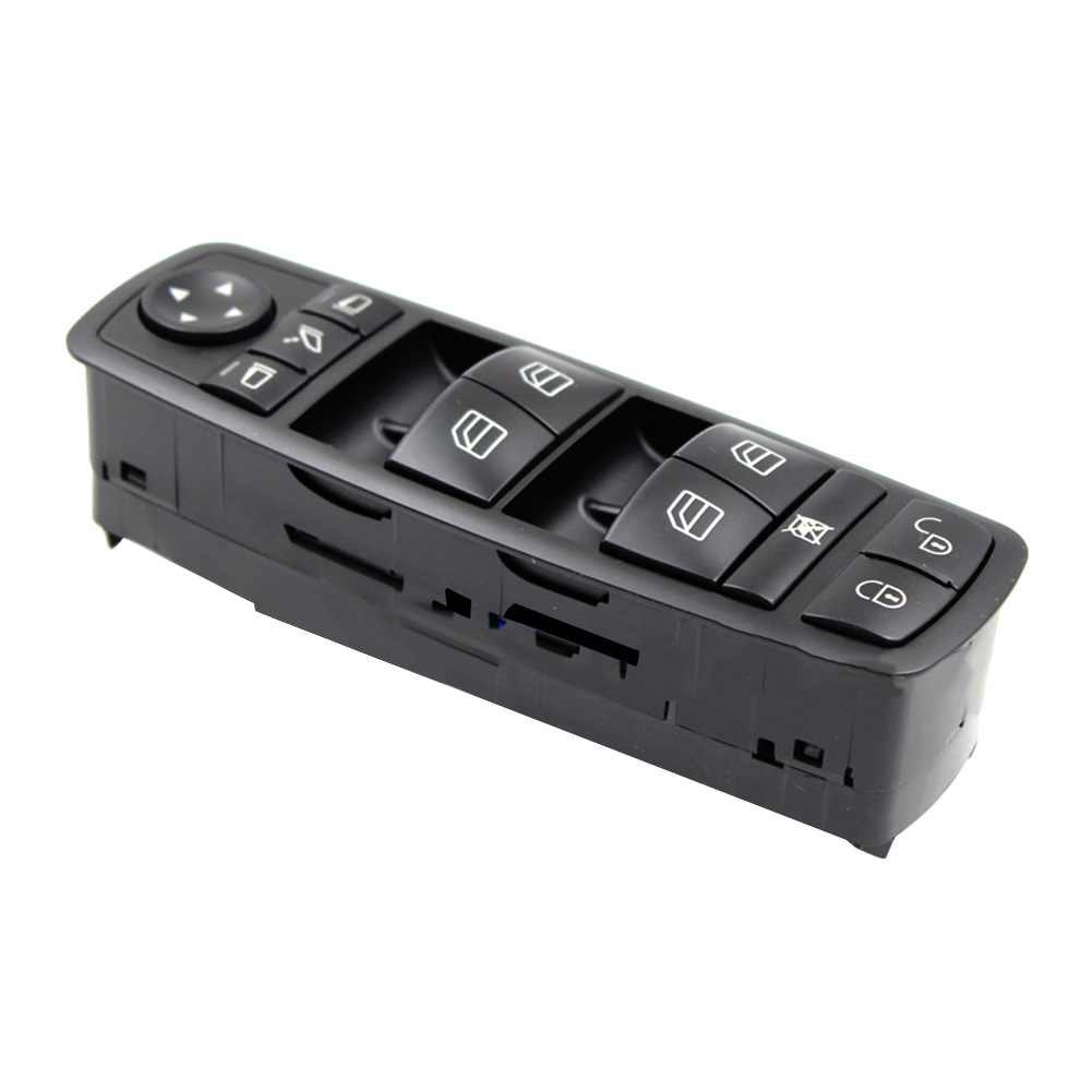Car Master Power Window Switch <font><b>A1698206710</b></font> for Mercedes-Benz B-Klasse W169 W245 M8617 image