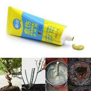 Image 3 - 100 グラムの木創傷盆栽カットペーストスミアエージェント剪定化合物シーラーとブラシ