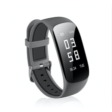 Купить онлайн Smart Wristband2018 браслет Z17 SmartBand GPS водонепроницаемый Sleep Monitor Фитнес Браслет Смарт часы сигнализации вызова для IOS Android