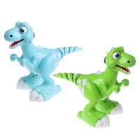 Baby Like Remote Interactive Dinosaur Dancing Music Mist Breathing Toy Child Gifts