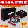 2016 HOT Newest 100% Original ORT JTAG BOX & eMMC Booster  - Software Repair Flash & Unlock Tool for Samsung LG HTC ZTE Mobile