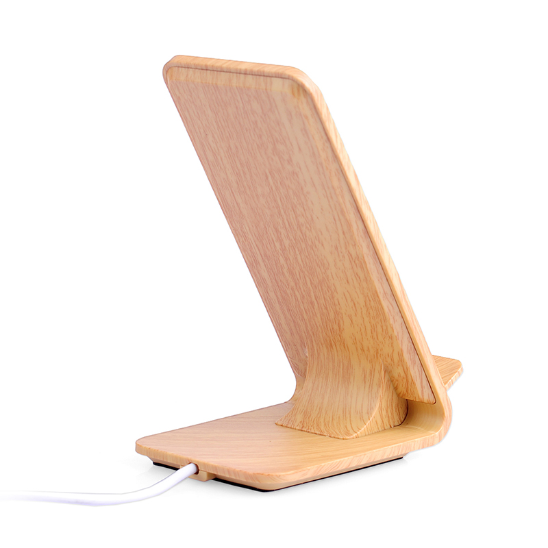 Suntaiho QI Wireless Charger 10W Quick Wireless Charging Stand for iPhone 8/X Samsung Note8/S8/S8+/S6 edge/Note5/S7/S7 edge