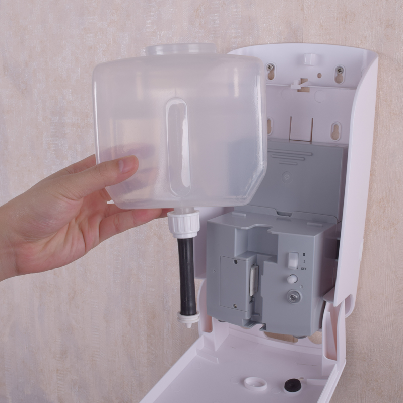 Vidric Home wall mounted kitchen soap dispenser automatic infrared sensor soap dispenser Foam\ Drops Soap bottle DC6V - 2