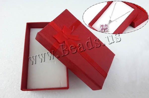 16pcslot Jewelry Sets Display Box Cardboard Necklace Earrings Ring