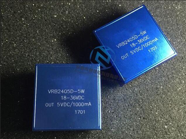 新しい2ピース/ロットVRB2405D 5W VRB2405D 5ワットmornsun電源モジュール  グループ上の 家電製品 からの 交換部品 & アクセサリー の中 1