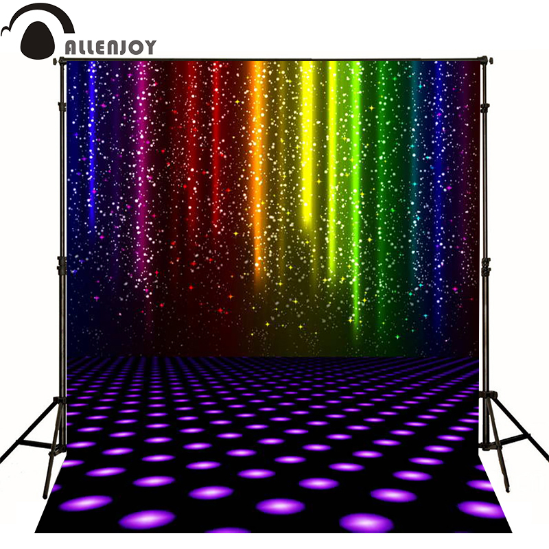 Allenjoy photographic background Halo Stage Line Color photography fantasy photocall fondos fotografia Private party 60w style loft industrial vintage wall lamp fixtures home lighting edison wall sconce arandela lamparas de pared
