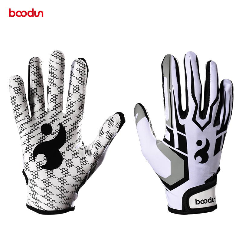 Boodun Brand 1 Pair Quality Baseball batter Glove Anti Slip Gel soft Sport gloves Windproof Professional Baseball Hitter Gloves