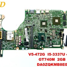 Original for ACER V5-472G laptop motherboardV5-472G I5-3337U