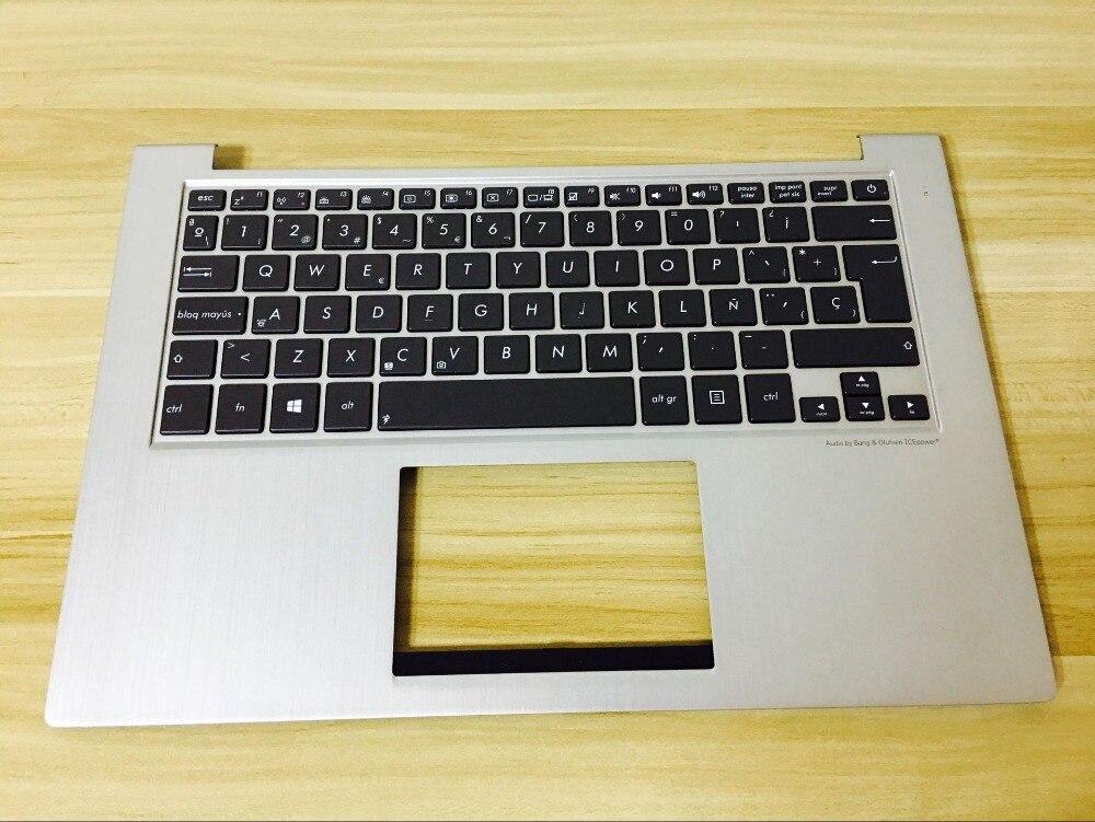Nuovo notebook tastiera Del Computer Portatile per ASUS UX32A X32LN UX32LA Retroilluminato SP/SPAGNOLO/RU/layout RUSSO con il Caso