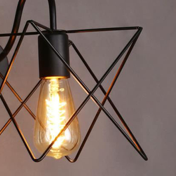 Винтажный настенный светильник в железной клетке, ретро Лофт, коридор, лестница, светильник, ванная комната, крепеж для настенных светильни...