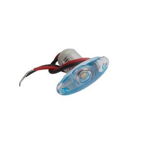 Image 4 - 316 de aço inoxidável led rv marinha barco luz para baixo cortesia luz 12 v dc