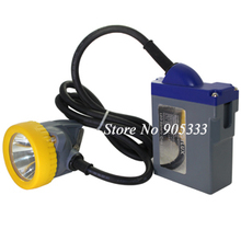 New Guaranteed Cree 3W LED Safety Headlamp Miner Lamp for Mining Fishing Camping and Coon Hunting Light ATEX CNAS Certificate
