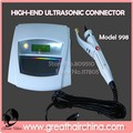 High-end Latest Digital Ultrasonic Hair Extension Machine/ Connector GH-HC998W White Color 1PC, Free Shipping