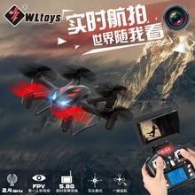 WLtoys Q282G Q282 6-Axis Gryo 5.8G FPV 3D Roll RC Hexacopter with 2MP Camera RTF 2.4GHz