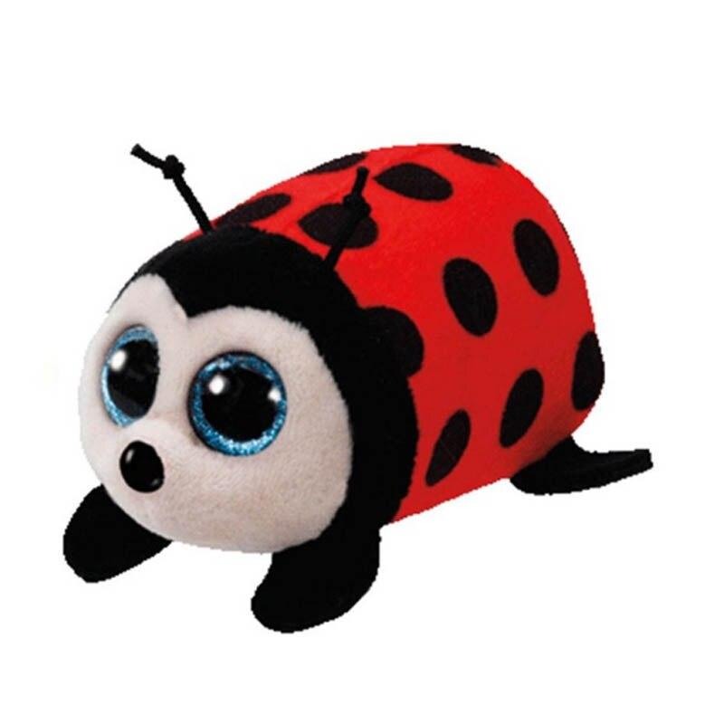 Icy The Seal 9cm Ty Beanie Boos Big Eyes Plush Toy Doll Purple Panda Baby Kids Gift Mini Toys Trustful Ty Beanie Boo Teeny Tys Plush Stuffed & Plush Animals
