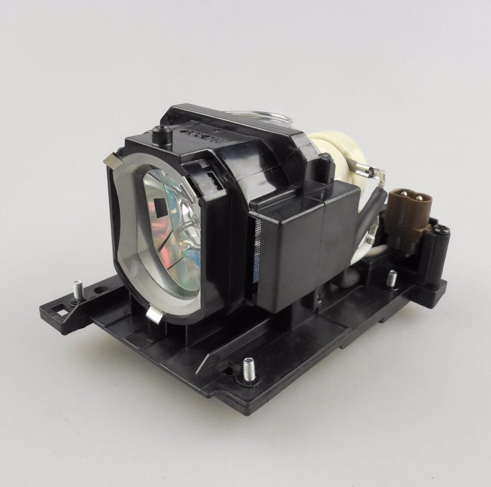 DT01022  Replacement Projector Lamp with Housing  for  HITACHI CP-RX80W / CP-RX78 / ED-X24 / CP-RX78W / CP-RX80 / ED-X24Z long shaggy deep side parting kinky curly synthetic wig