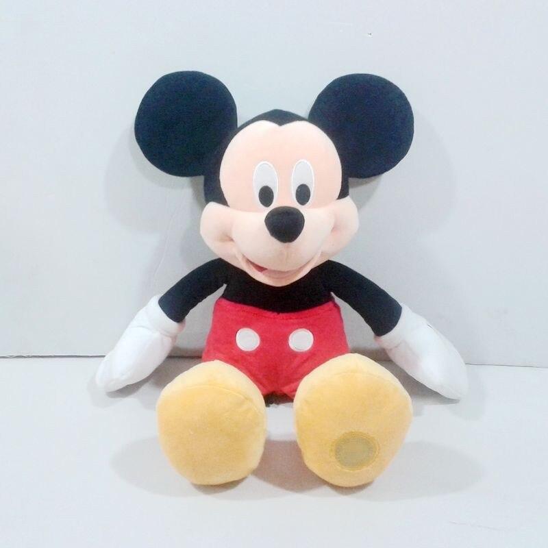 60 см оригинальный большой Микки Мышь Симпатичные мягкие вещи плюшевые игрушки ребенка подарок на день рождения