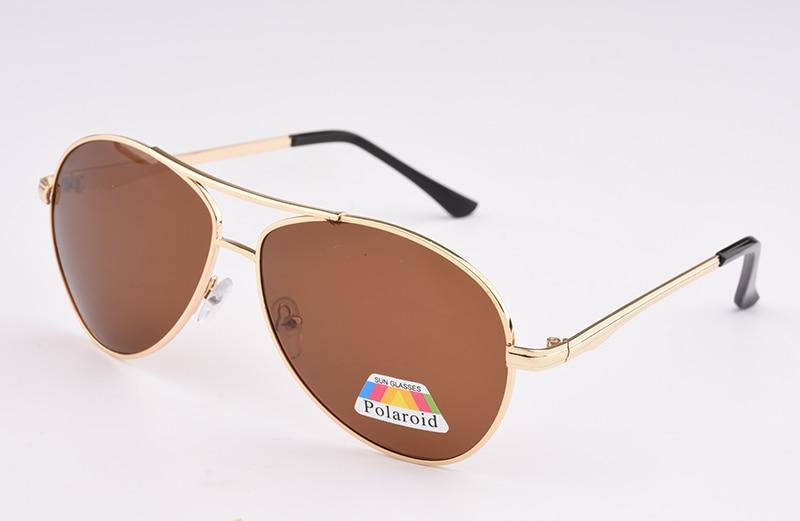 2018 Brand Designer Polarized Solglasögon Män Polaroid Goggle - Kläder tillbehör - Foto 4