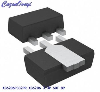 цена на 20pcs/lot XC6206P332PR XC6206P332 XC6206 3.3V SOT-89