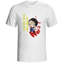 There Can Only Be One Yuri T Shirt  Skate Punk Brand T-shirt Cool Design Pop Unisex Tee