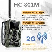 Skatolly 2G MMS охотничья камера для охоты, фотоловушка для дикой природы, камера s, инфракрасное видеонаблюдение, 16 Мп, 1080 P, камеры ночного видения HC801M