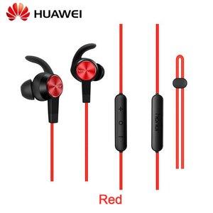 Image 5 - Наушники HUAWEI HONOR AM61 Xsport беспроводная гарнитура Магнитный дизайн с IP55 водонепроницаемым басом Bluetooth 4,1 для Huawei P30