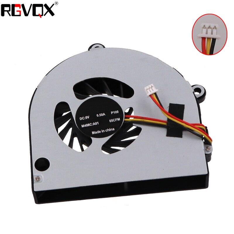 Nouvel Ordinateur Portable Ventilateur De Refroidissement pour Toshiba L675D A660 A665 Pour Passerelle NV53 Pour Acer 5740 5552 5741 PN: KSB06105HA CPU Refroidisseur/Radiateur
