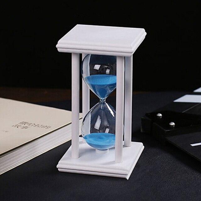 2018 New Sand Clock Ampulheta Hourglass 30 Minute Decorative - Decorative-hourglass