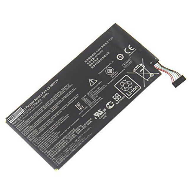 JIAZIJIA 3.75V C11-ME172V Battery for ASUS MeMo Pad ME172V Tablet