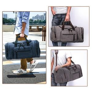 Image 5 - MARKROYAL/парусиновая обувь; складские дорожные сумки; Мужская Спортивная обувь; сумки для подростков; сумки через плечо; большая вместимость; багажные сумки на выходные