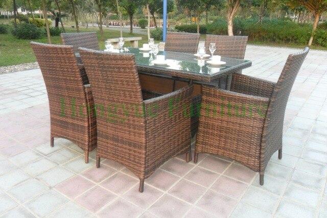 Outdoor patio garden dining set furniture,garden dining furniture set