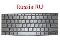 백라이트 노트북 영국 FR RU TR AR 키보드 소니 SVF14 SVF14E 영국 프랑스어 러시아 터키 아라비아 149239221GB 실버 새