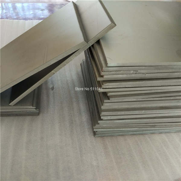 US $1807 2 |6mm thickness Ti GR5 Grade5 Titanium alloy metal plate sheet  wholesale price ,free shipping-in Tool Parts from Tools on Aliexpress com |