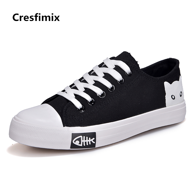 Cresfimix women casual breathable soft shoes female cute spring & summer comfortable slip on shoes lady cool outdoor flat shoes women cool mesh breathable shoes female sport and outdoor soft bottom shoes lady casual slip on shoes zapatos de mujer
