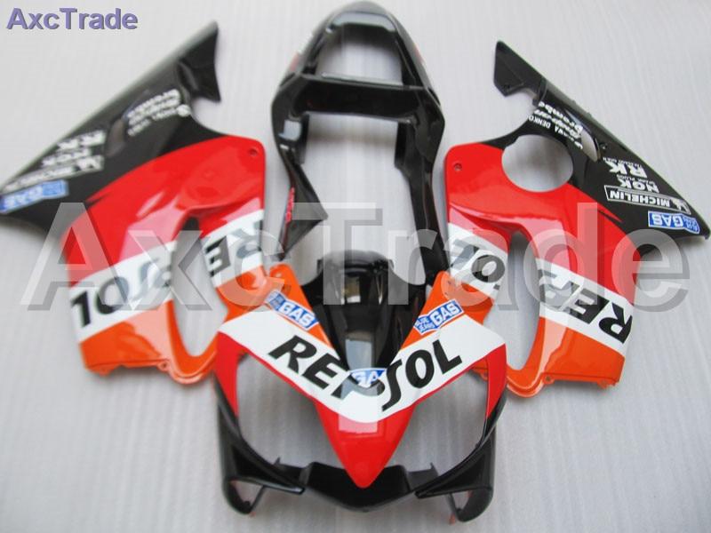 Custom Made Motorcycle Fairing Kit For Honda CBR600RR CBR600 CBR 600 F4i 2001-2003 01 02 03 ABS Fairings Kits fairing-kit Yellow