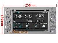 7 Zoll Android 7.1 Auto DVD-Spieler GPS Armaturenbrett Navigation 1080 P HD für Ford MONDEO FOKUS 2008 + S-MAX Fiesta
