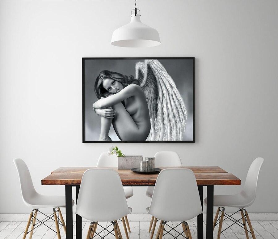 Aliexpress : A1244 Sexy Stadt Mädchen Nackt Engelsfigur, Wohnzimmer Dekoo