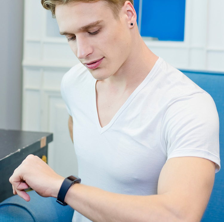 Makibes ID115 PLUS smart wristband (21)