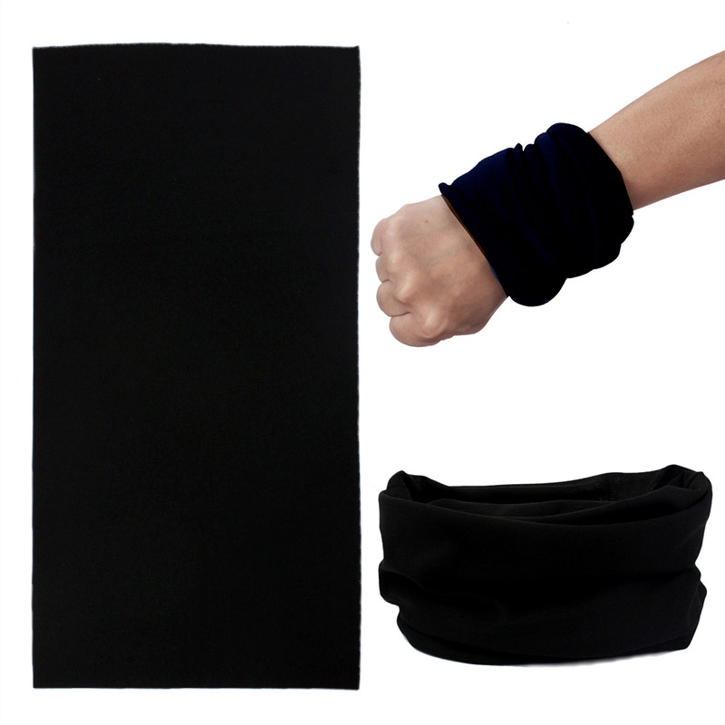 Scarf Face-Shield Tactical-Mask Elastic-Tube Buffe Multi-Use Outdoor Kerchief Seamless-Bandana