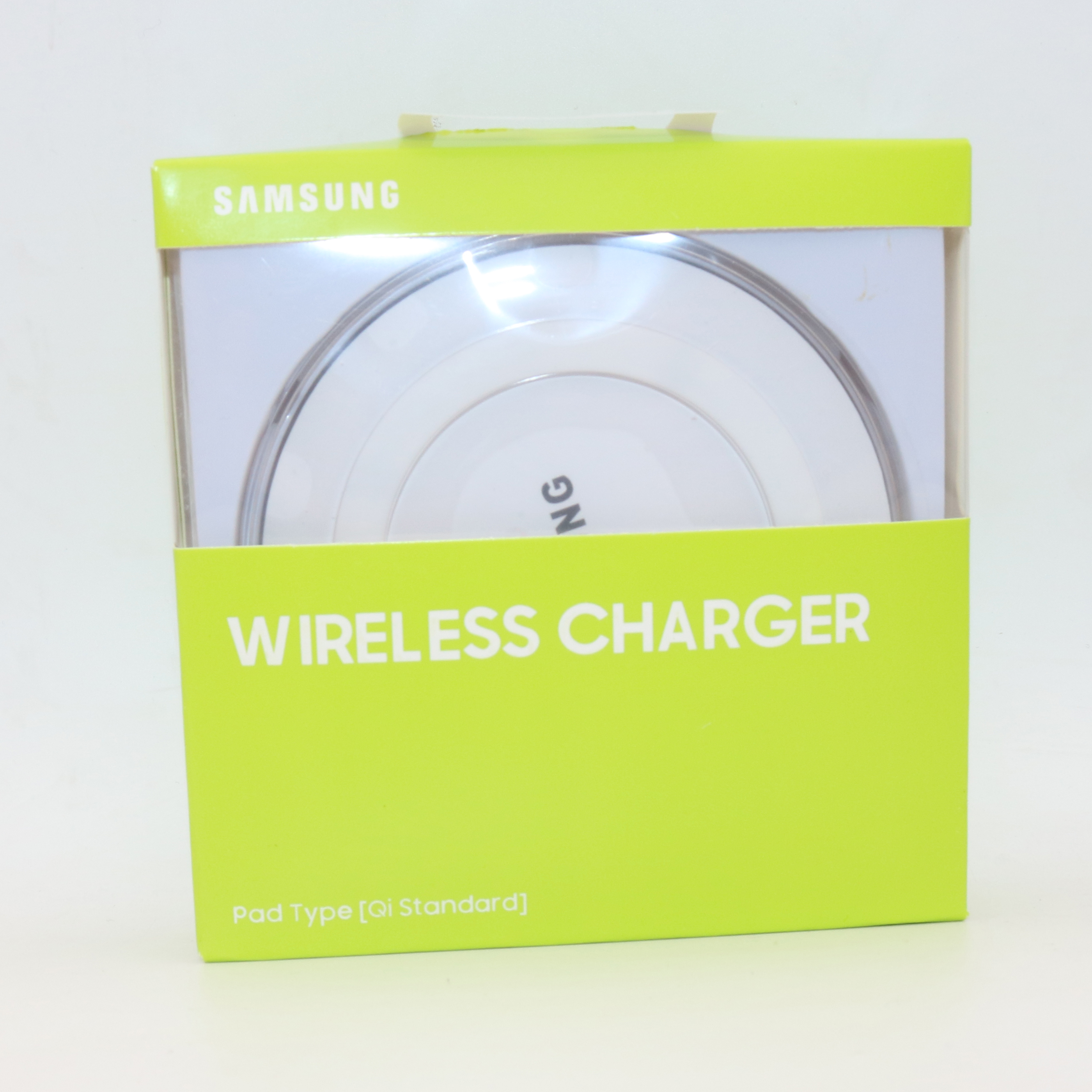 Image 5 - Original Samsung QI Wireless Charger Adapter 5V/2A Charger Pad For Galaxy S7 S6 EDGE S8 S9 S10 Plus Note 4 5 for Iphone 8 XS XR-in Mobile Phone Chargers from Cellphones & Telecommunications on