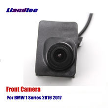Liandlee AUTO CAM For BMW 1 Series 2016 2017 Front View Camera Grill Embedded ( Not Reverse Rear Parking )