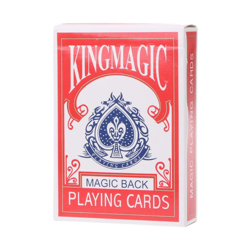Svengali Deck Atom Playing Card Magic Cards Playing Cards Poker Magic Tricks Close-up Street Magic Trick Kid Child Puzzle Toy image